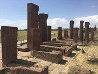 Seljuk Tombstones in Ahlat