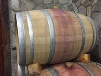 Some Red Wine Evaporates Through the Skin of the Barrel During the Ageing Process