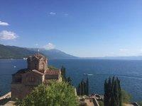 St Jovan Kaneo Church - Classic Ohrid Vista