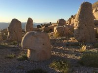 Nemrut Dagi West Terrace