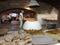 Basement Bakery - Highlight of Our Free Walking Tour