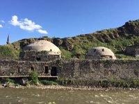 Old Hamam in Need of Restoration