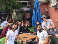 Turkish Cafes Seem to be Hub of Male Social Activity. - AG Joins Them