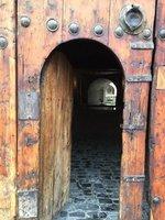 Doorway into Karavanseray