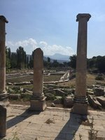 Agora at Afrodisias - a Focus of a Major Archaeology Project