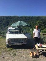 Erik & his Lada