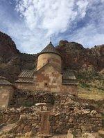 Surp Karapet Church @ Noravank Designed by Momik