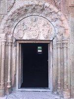 Entrance Door to 14C Surp Astvatsatsin Church