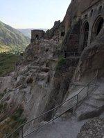 Vardzia Monastery Caves