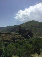 Khertvisi Fortess Near to Vardzia