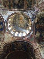 Frescoes in Gelati Monastery