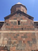 Beautiful Armenian Stone Work - St Astvatsatsin Church