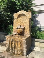 Lovely Drinking Fountain in Shavteli Area