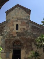Exterior of Oldest Church in Tbilisi