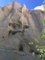 Old Cave Houses of Goreme