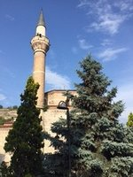 One of the Many Mosques in Safranbolu Old Town