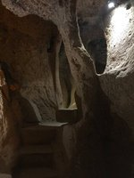 Nooks & Crannies in Kaymakli Underground City