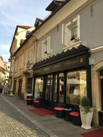 Boutique Hotels in Old Town Ljubiliana