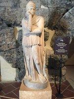 Statue Entitled Attis - 2C A.D. - Hierapolis