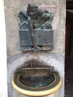 Another Lovely Drinking Fountain in Innsbruck