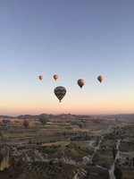 Up Up & Away Over Goreme