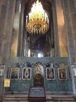 Interior of Svetitskhoveli Cathedral 11C
