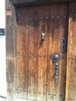 An Old Ottoman Door