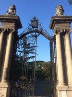 La Belle Époque Influence, City Park Gates