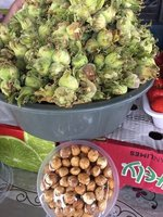 Hazelnuts in Their Husks @ Yerevan Shuka ( Market )