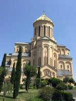 Tsminda Sameba Cathedral Tbilisi