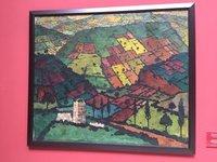 Imeretian Landscape by David Kakabadze 1889-1952