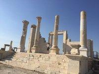 Classic Afrodisias Image - Temple Columns & Steps