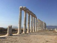 Via Syria, Afrodisias