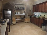 Cave House Kitchen