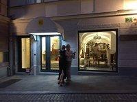 Dancing the Night Away in Ljubiliana