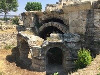 Central Baths, Hierapolis