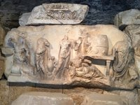 Wall Frieze  - 2C A.D. - Hierapolis
