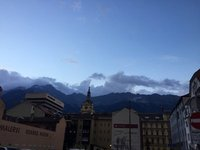Night Sky in Innsbruck
