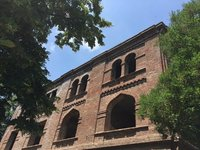 Beautiful Brick Facade - Old Tiblisi - Restored