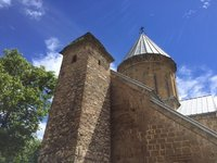 Church  of Assumption at Anauri Fortress