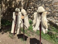 Dressing Up Kit at Ananuri Fortress