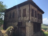 An Old Ottoman House in Need of Refurbishment