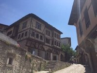 An Ottoman House in Need of Restoration