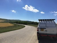 Road To Udabno - Middle of Nowhere