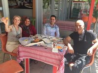 The Turkish People Are Very Friendly & Hospitable - Even Without a Common Language