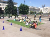 Children's Day in Bulgaria - Adidas Get Involved Too