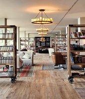 Lounge at Rooms Hotel Kazbegi