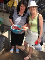 Cherries For Lunch - Vanadzor Market