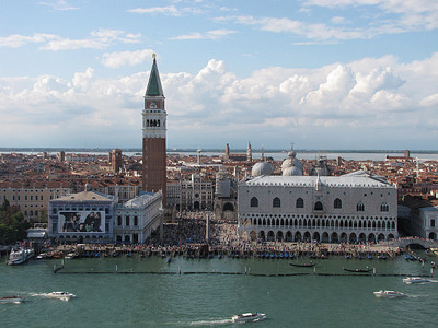 Piazza San Marco and the Doge's Palace