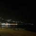 The night lights of Taormina